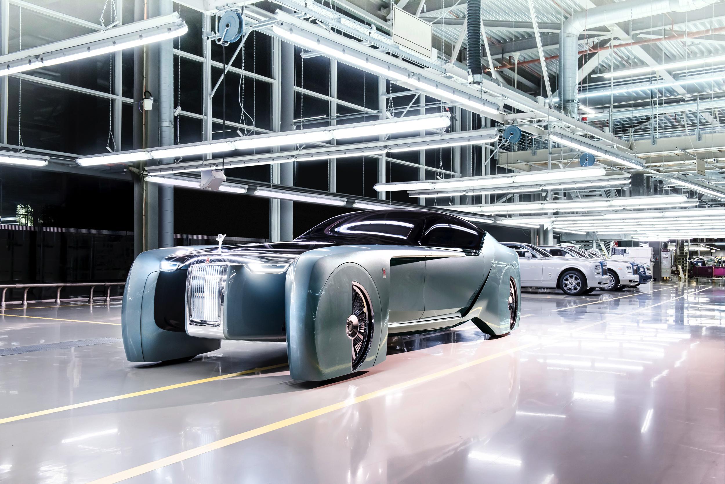 Rolls-Royce Vision Next 100 -16- Autovisie.nl