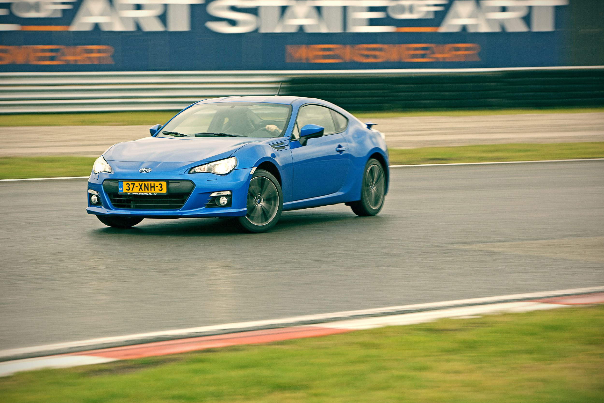 Throwback Thursday - Peter Hilhorst - Subaru BRZ - Autovisie.nl