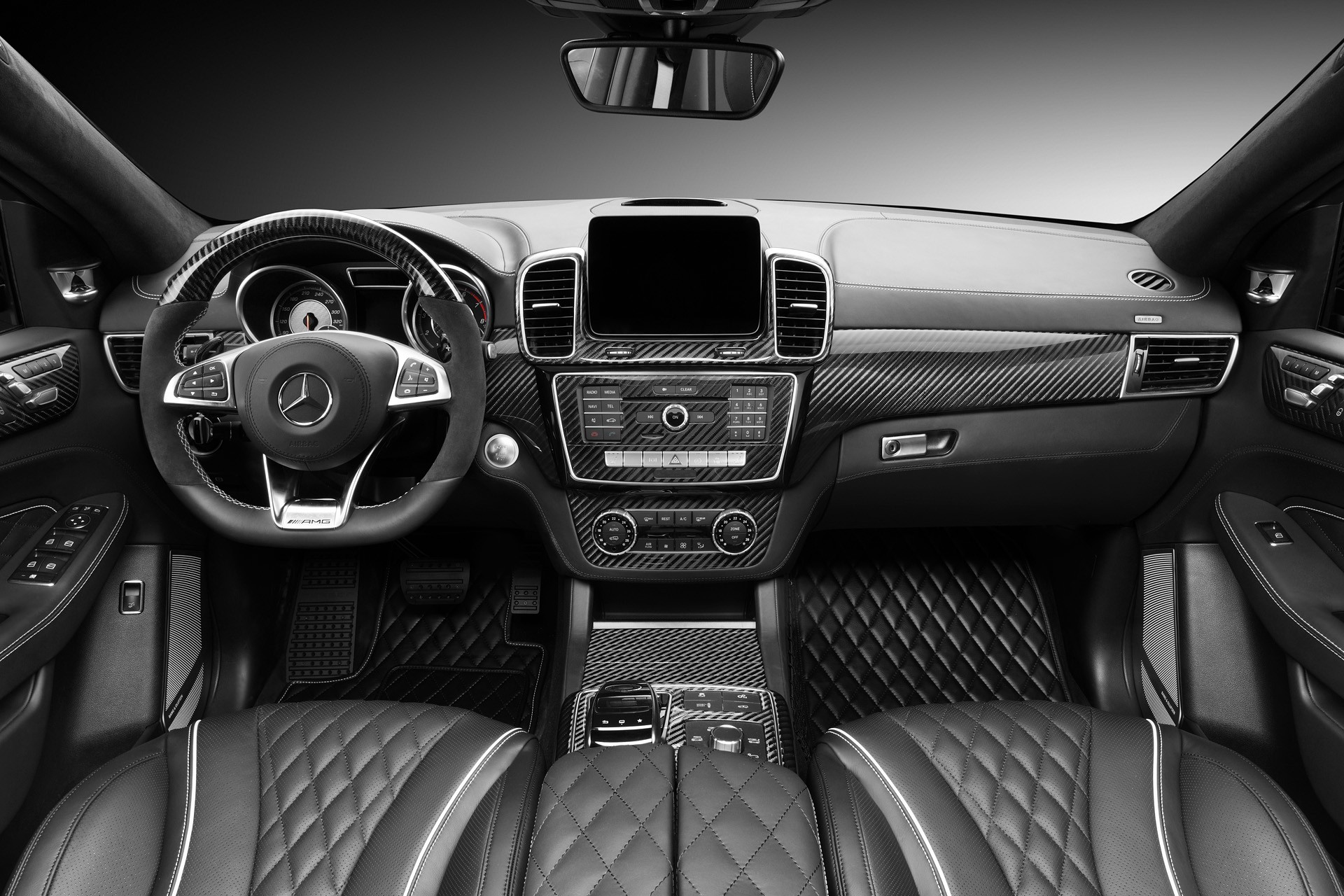Topcar Mercedes-Benz GLE Coupe INFERNO -1- Autovisie.nl
