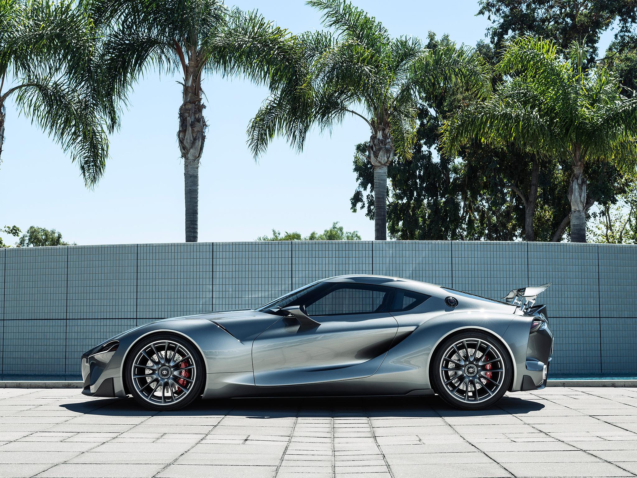 Toyota FT-1 Concept - Autovisie.nl