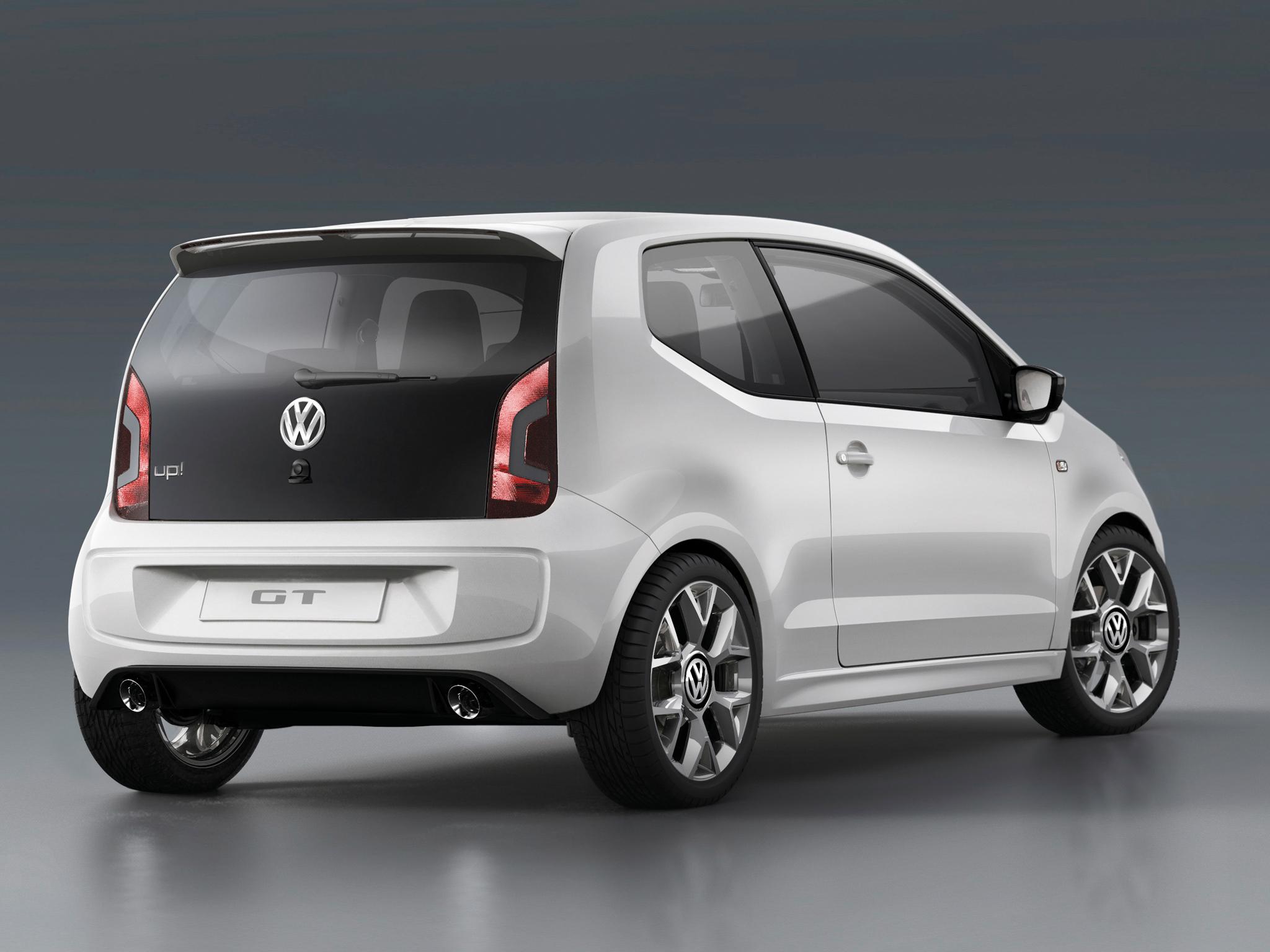 Volkswagen Up GT, Volkswagen Up GTI