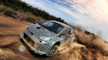 Toyota Yaris WRC - Autovisie.nl