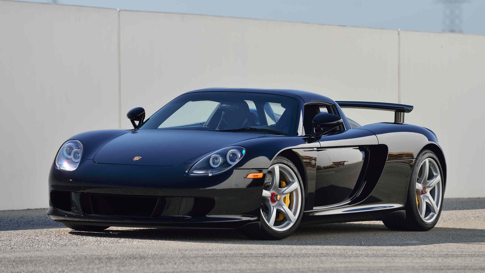 7- Porsche Carrera GT - Mecum - Autovisie.nl