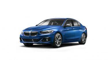 BMW 1 Serie Sedan