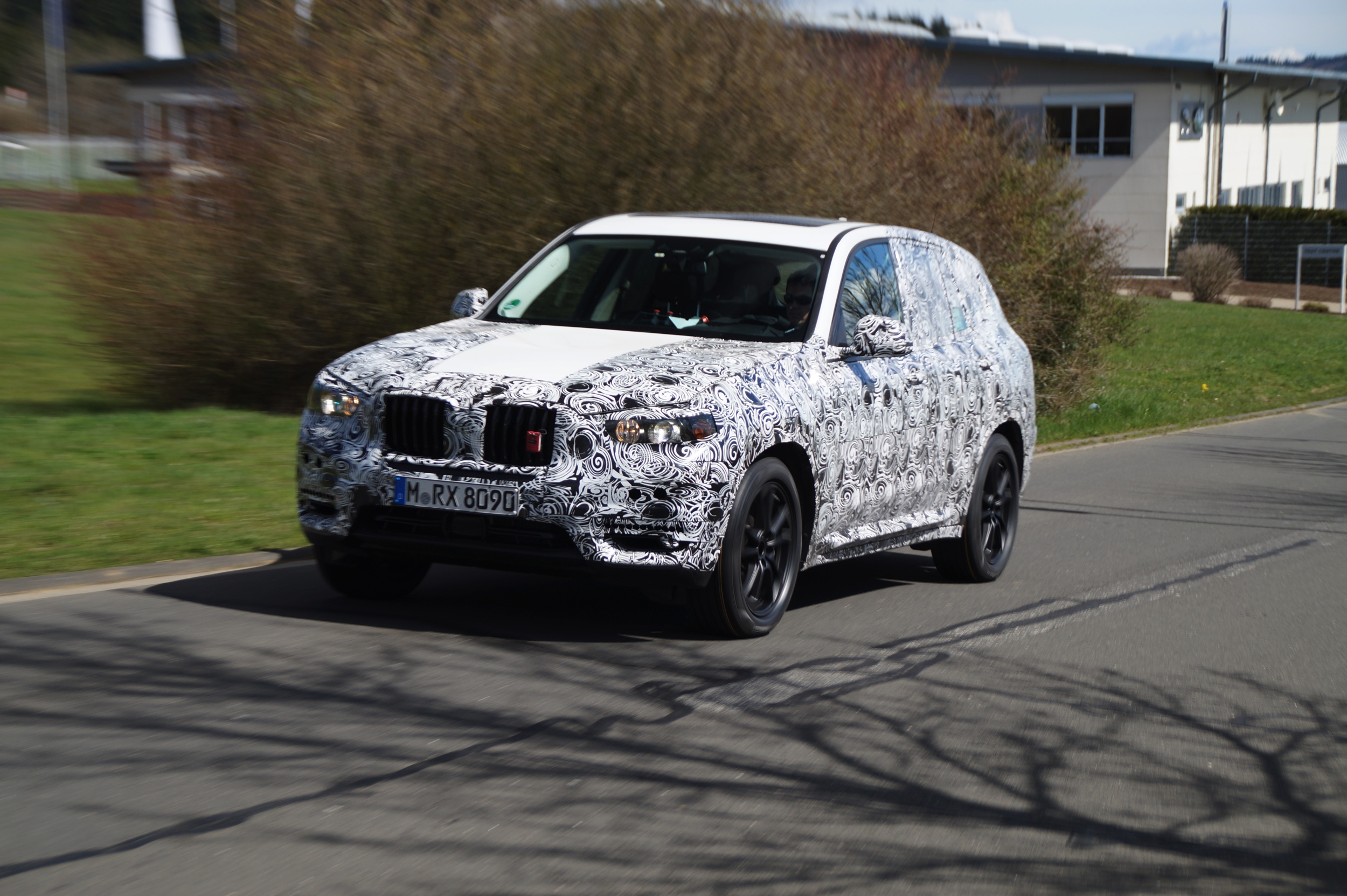 BMW X3 - Wilco Blok - Autovisie.nl - 1
