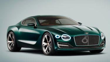 Bentley EXP 10 Speed 6 s