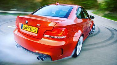 Throwback Thursday: BMW 1 M Coupé