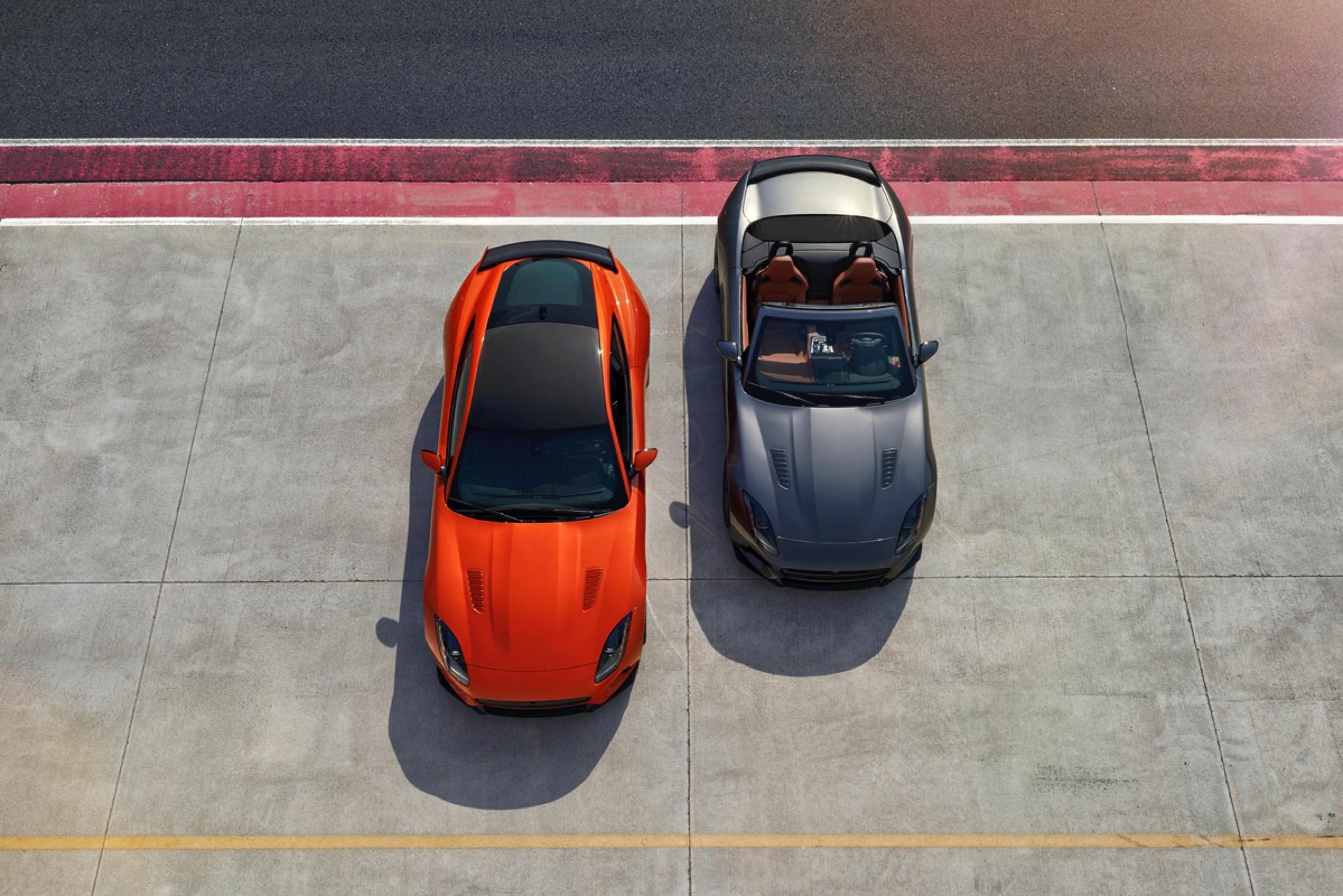 Jaguar F-Type SVR - Autovisie.nl -1