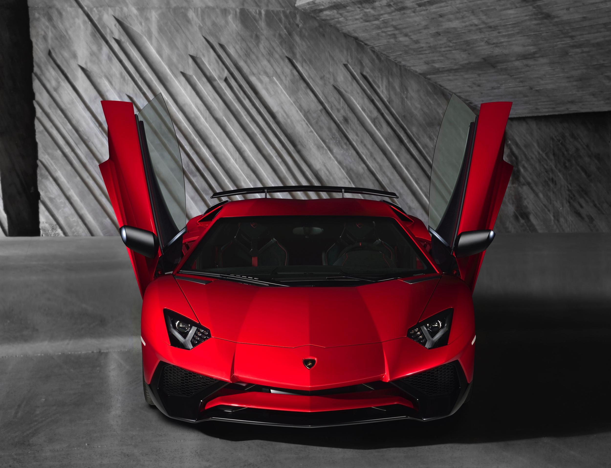 Lamborghini Aventador LP 750-4 SuperVeloce - Autovisie.nl - 1