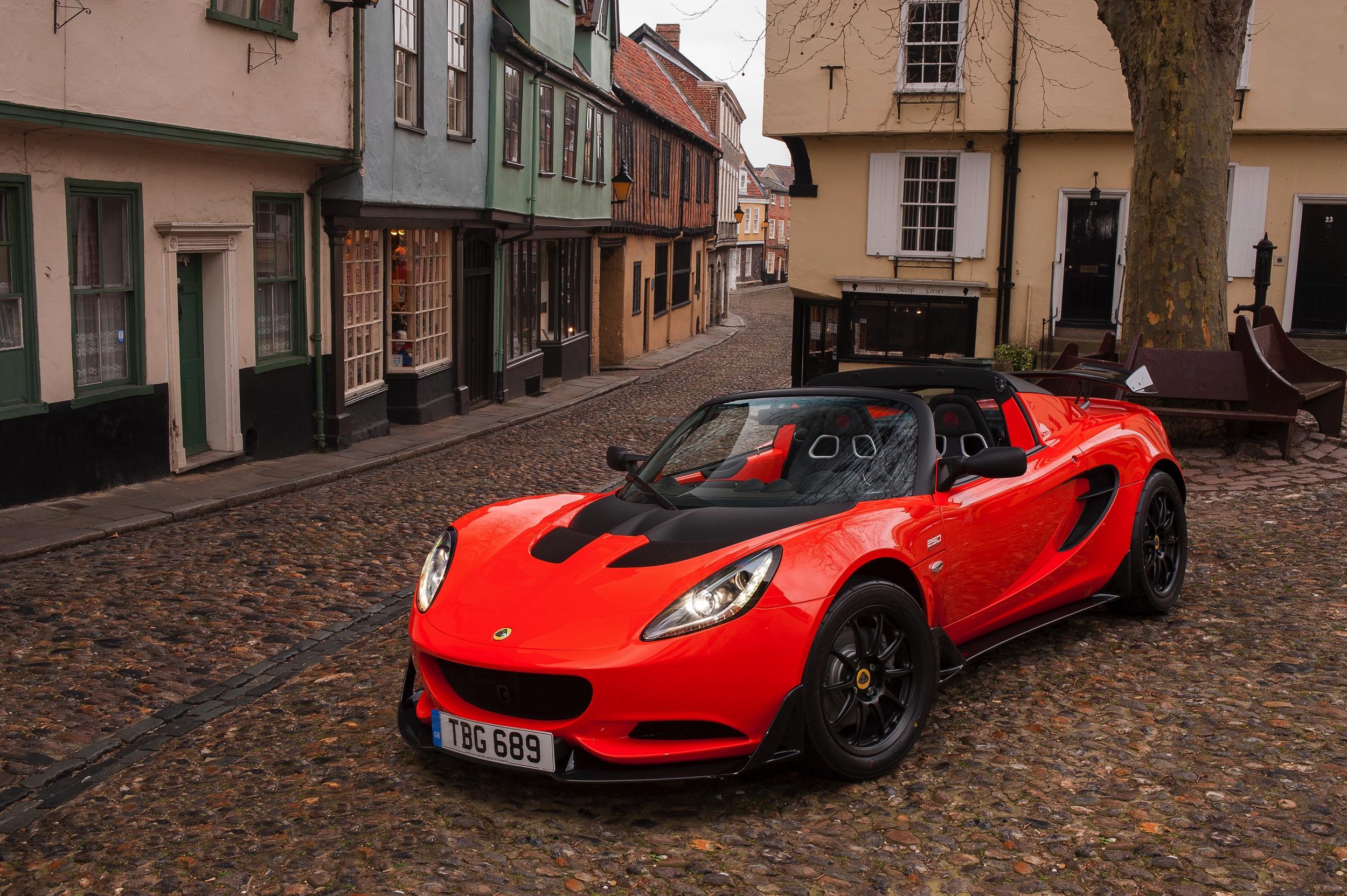 Lotus Elise Cup 250 - Autovisie.nl
