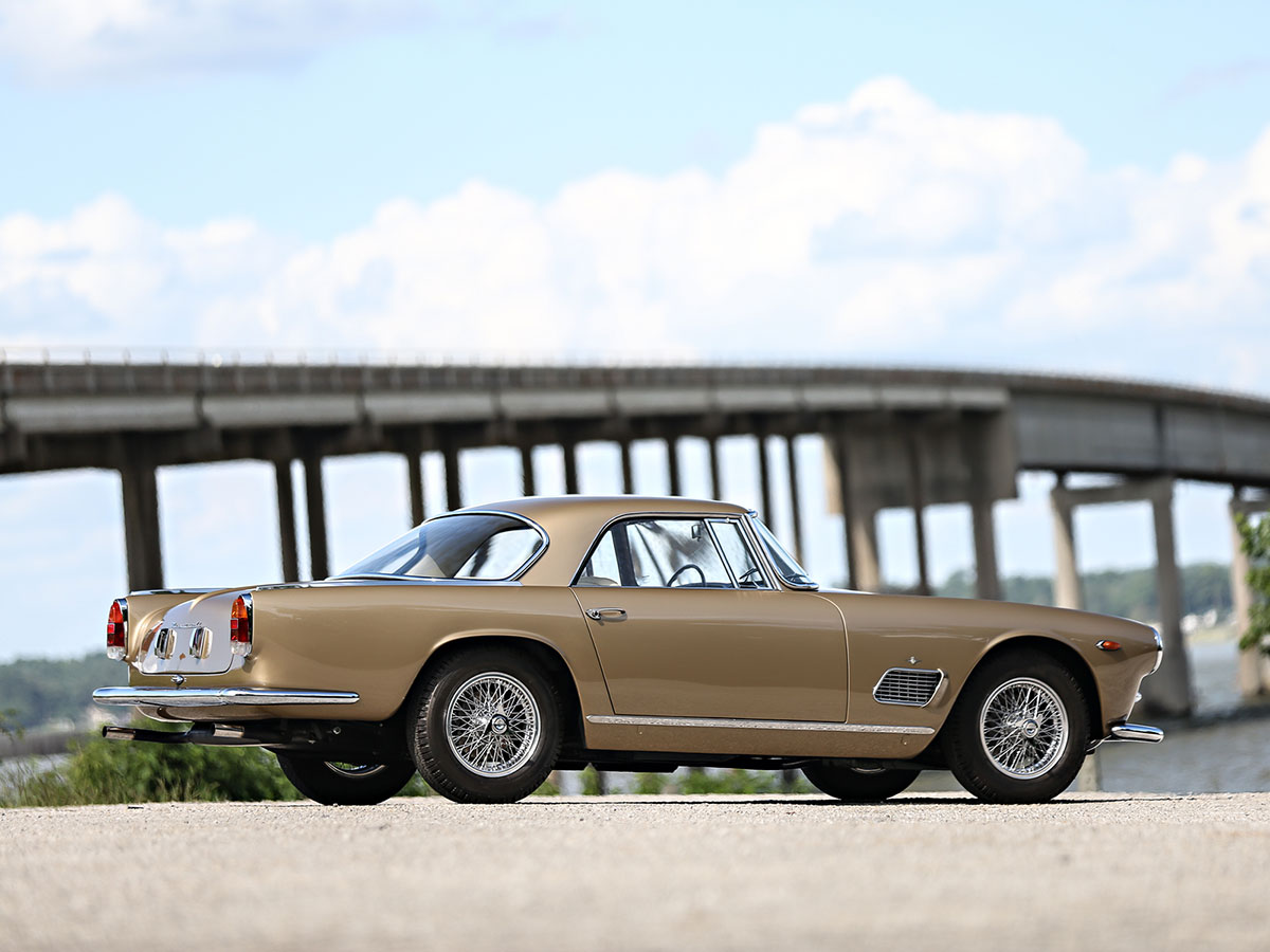Maserati 3500 GT Elizabeth Taylor - Gooding and Company - Autovisie.nl - 3