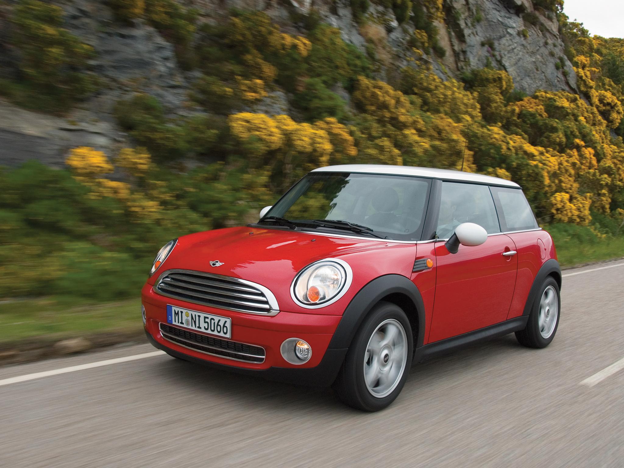 Mini Cooper - Autovisie.nl -1