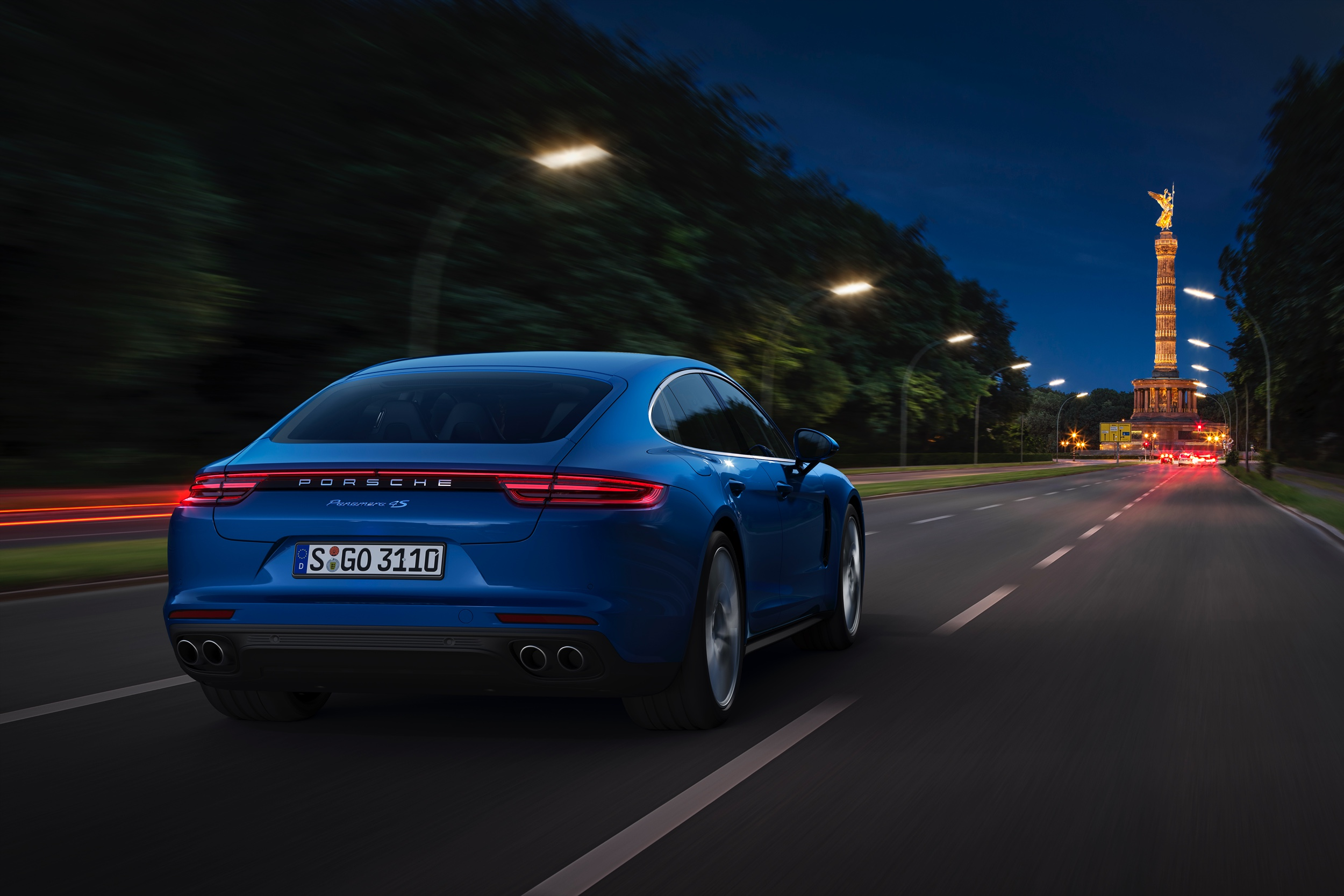 Porsche Panamera - Autovisie.nl - 1