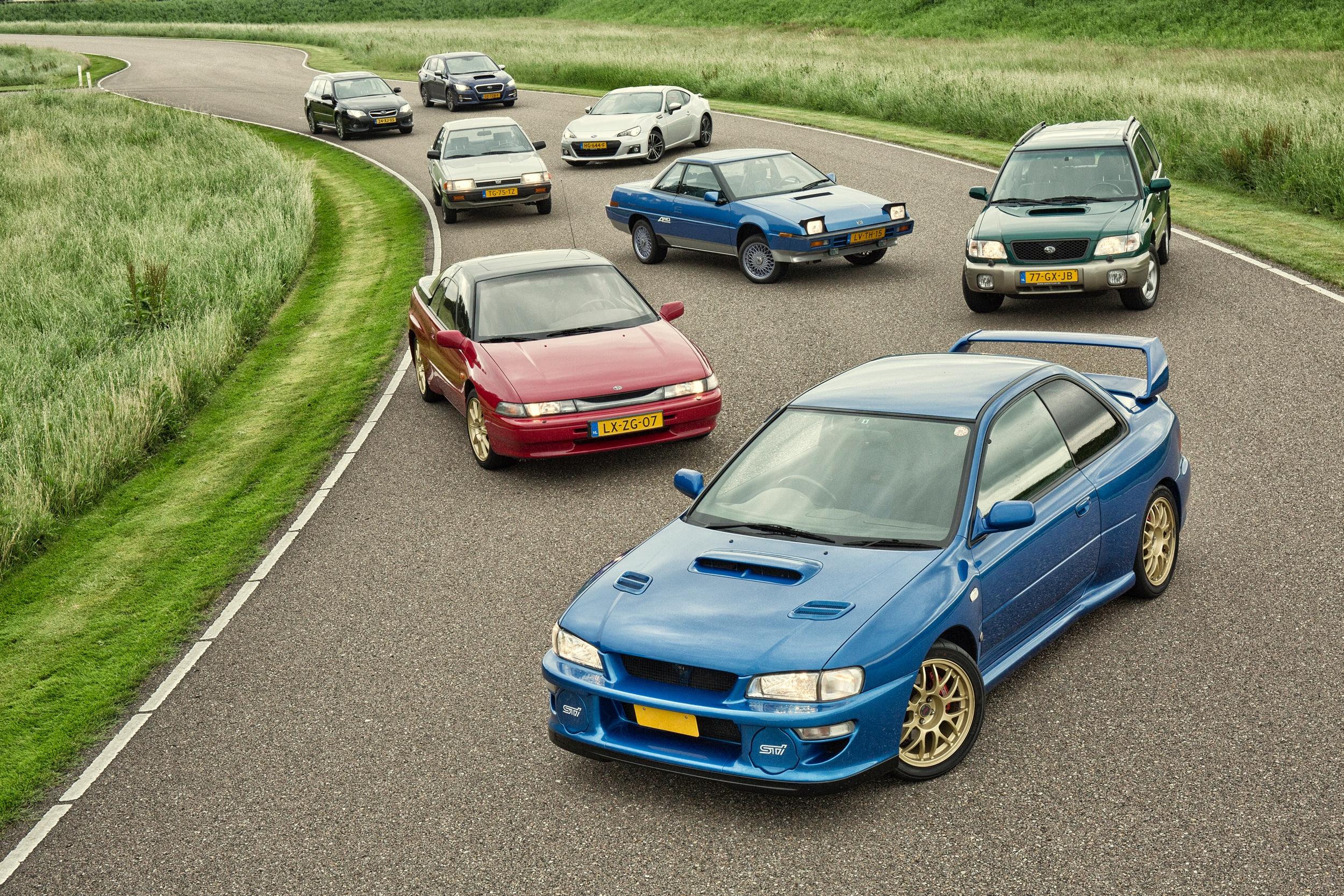 Reportage Subaru - Autovisie nummer 16 - 1 - Autovisie.nl