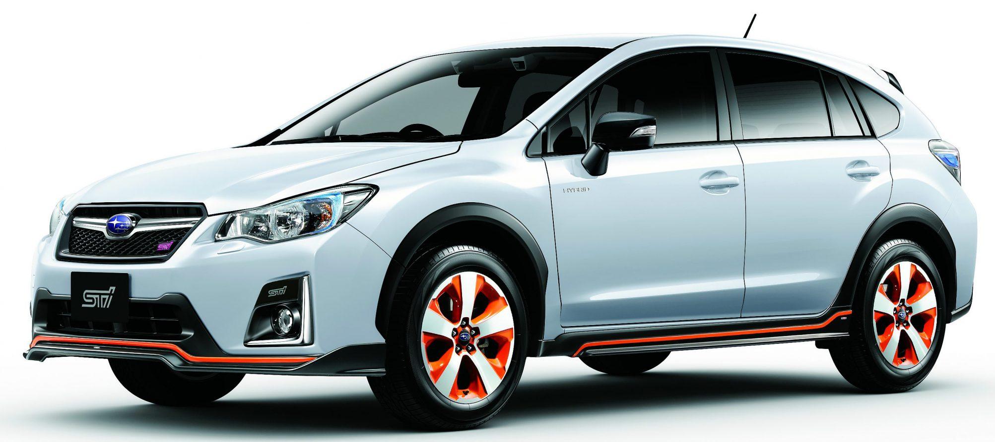 Subaru XV ts