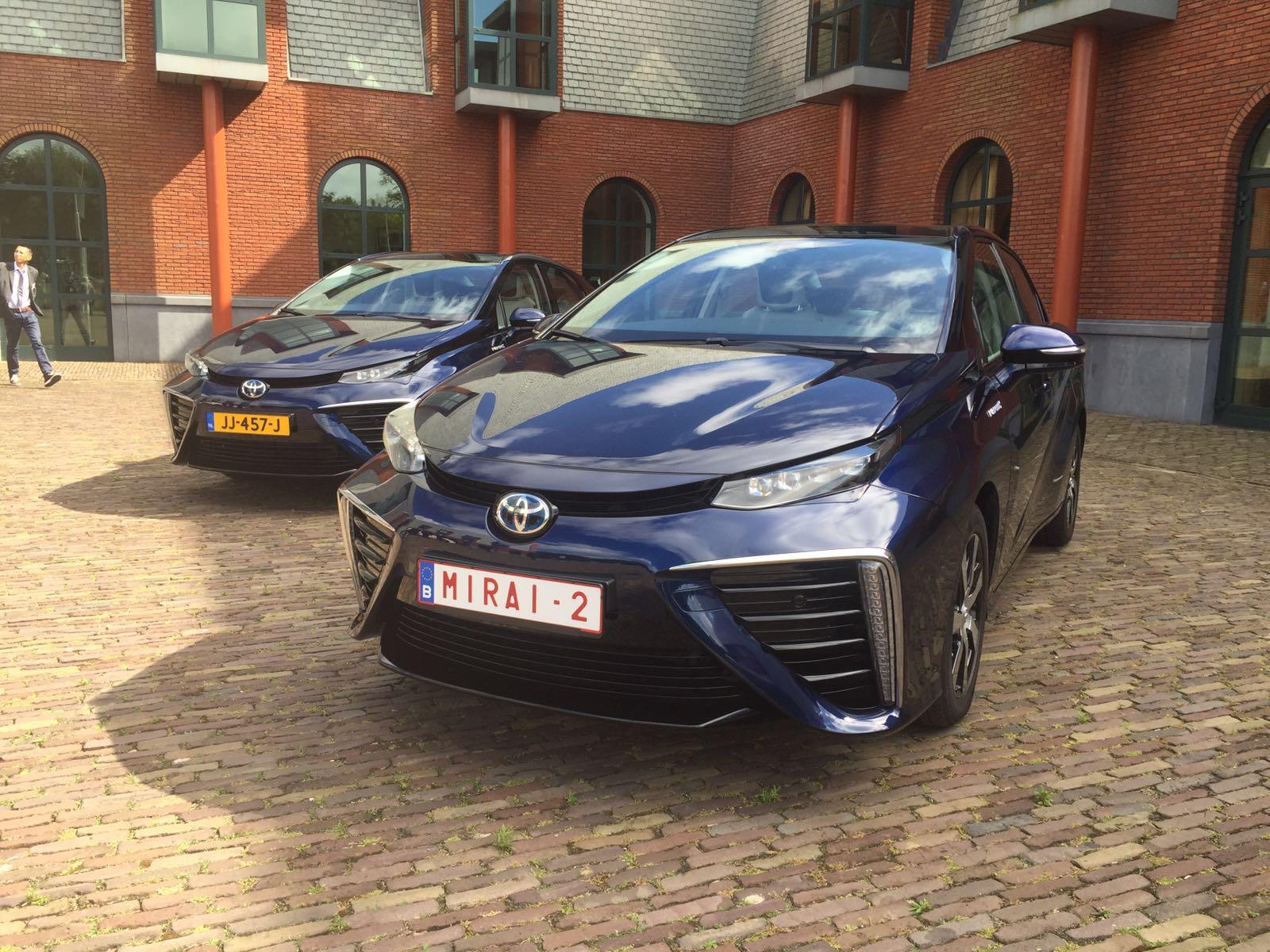 Toyota Mirai in Nederland - Autovisie.nl