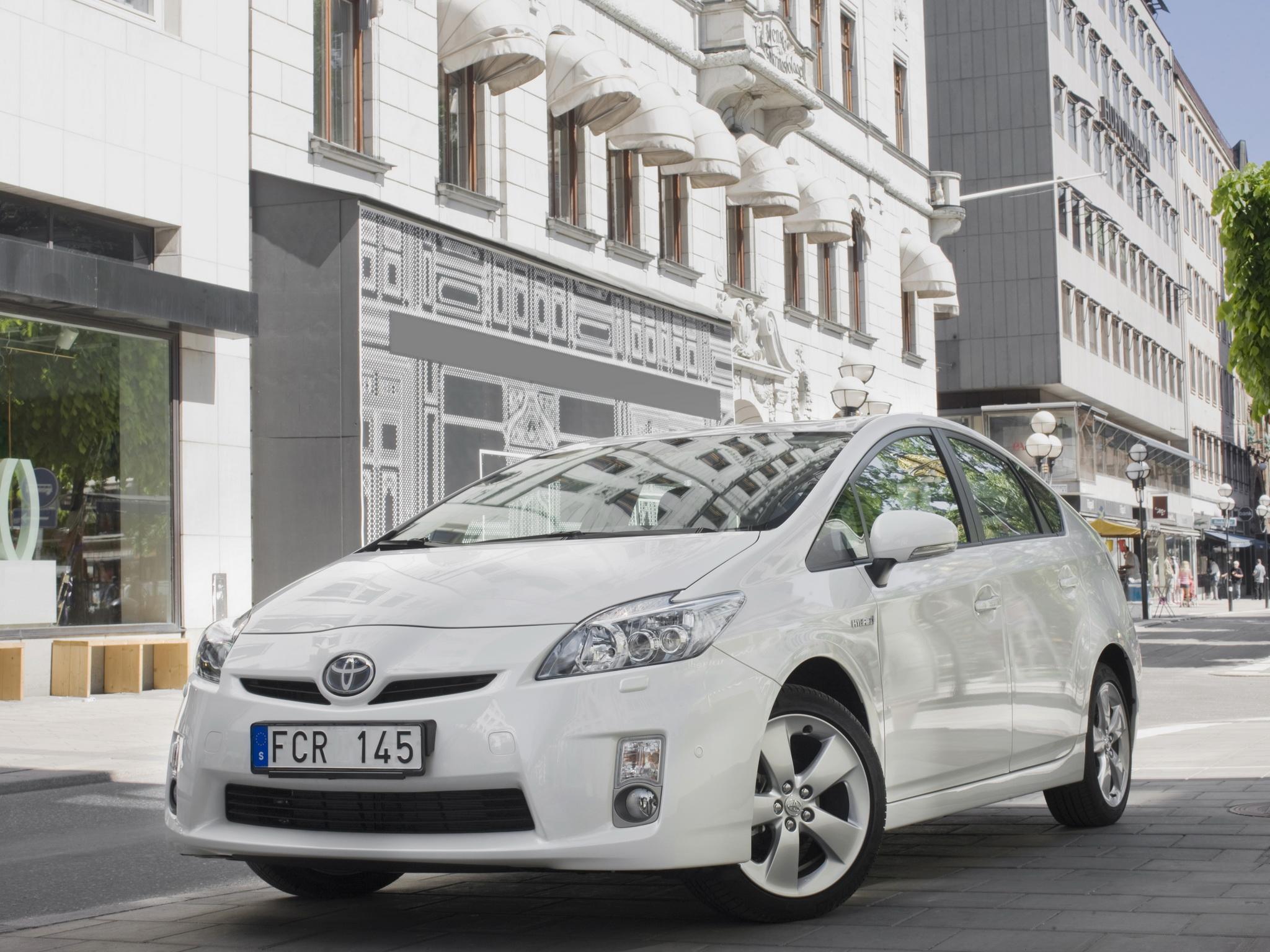 Toyota Prius - Autovisie.nl