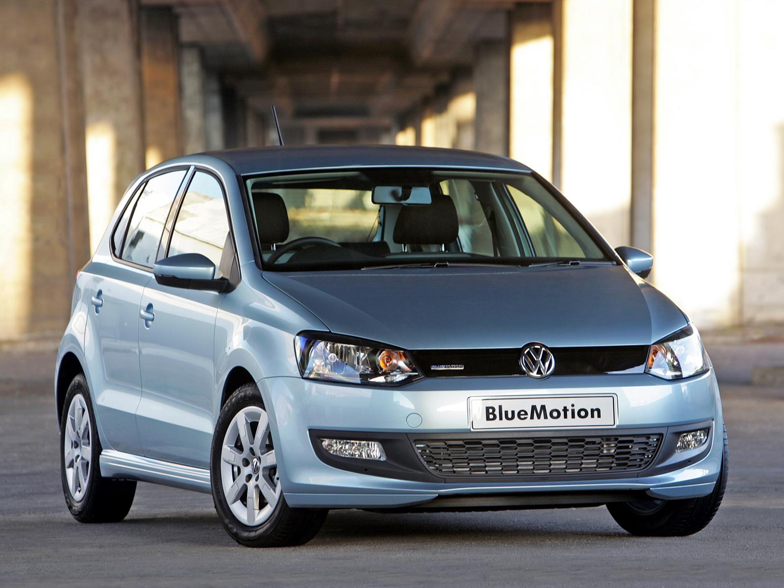 Volkswagen Polo BlueMotion - Autovisie.nl