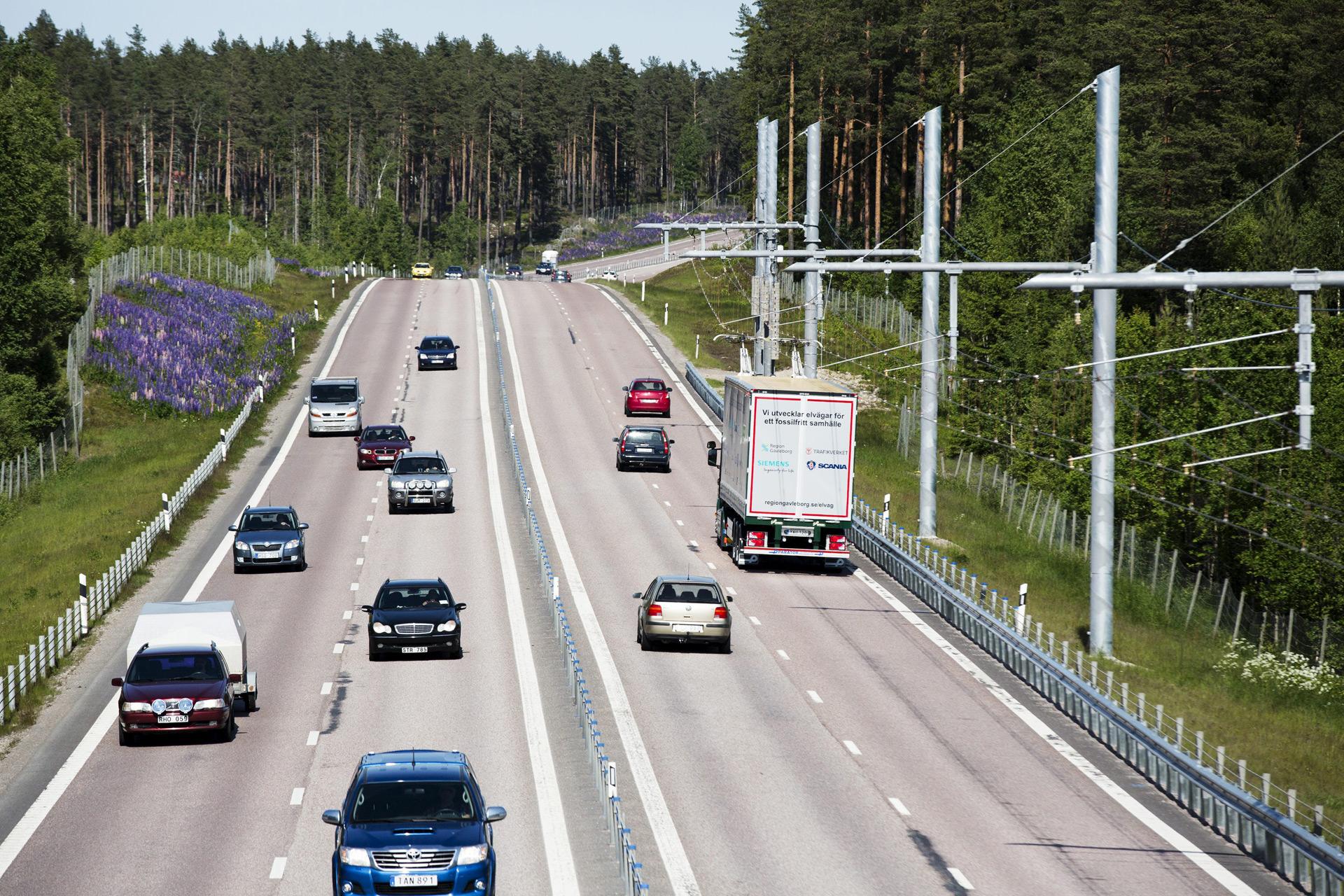 Zweden Elektrische weg - Autovisie.nl
