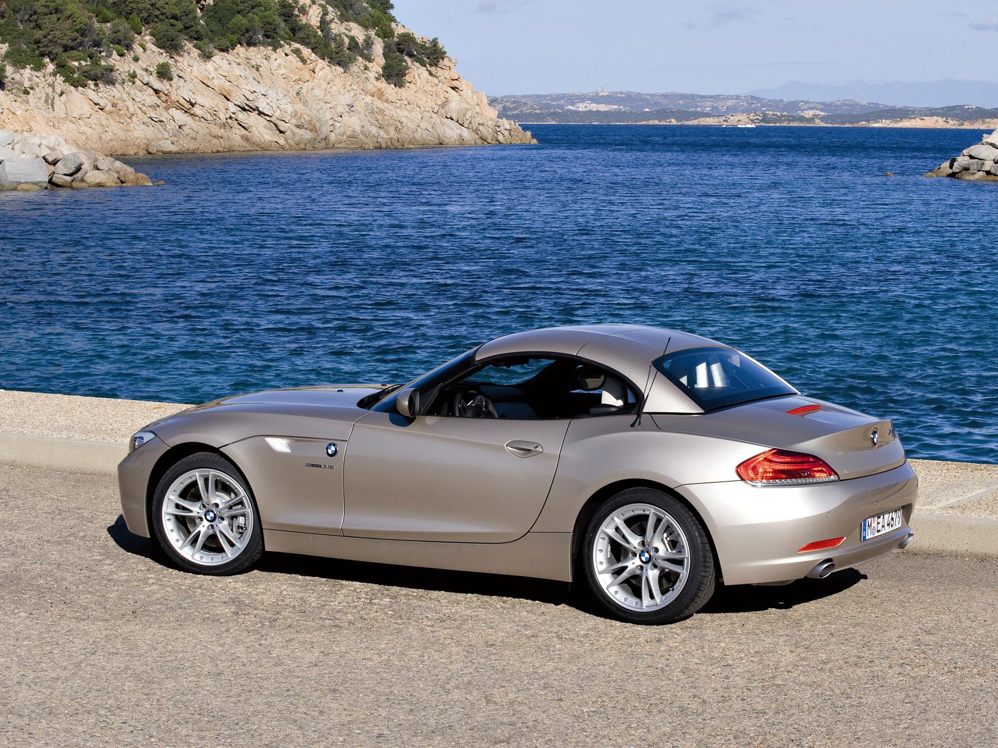 BMW Z4 met hardtop