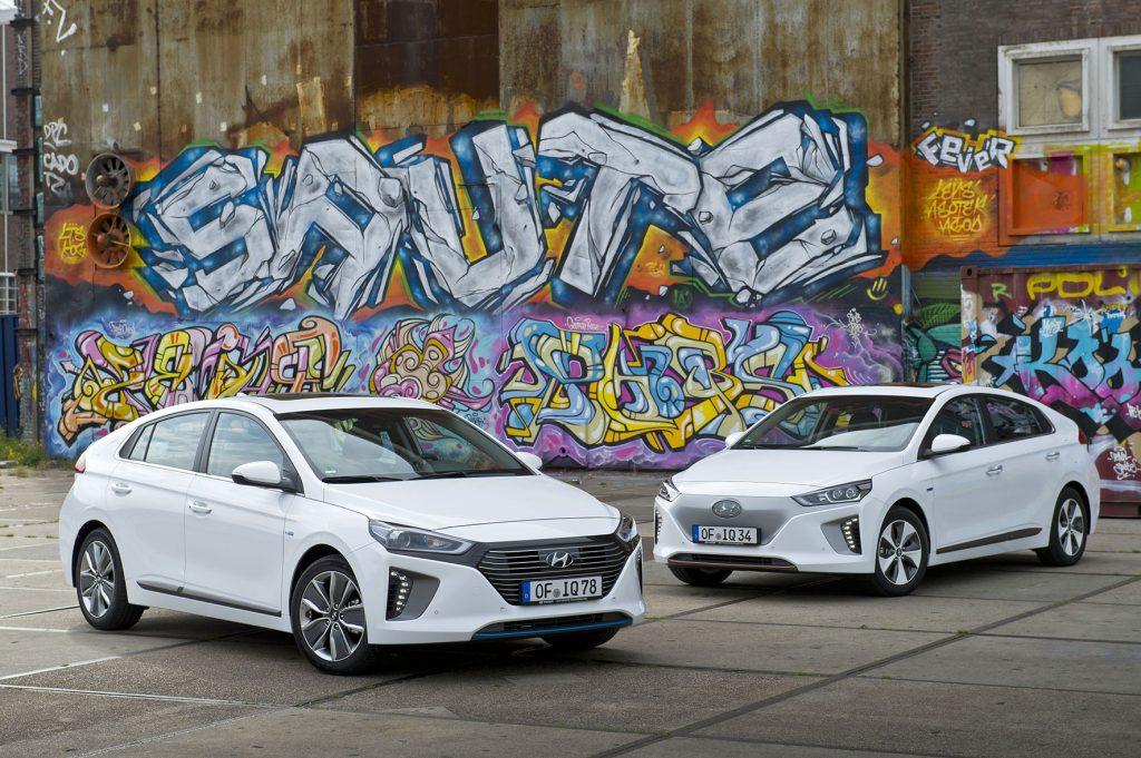Hyundai Inoniq Electric