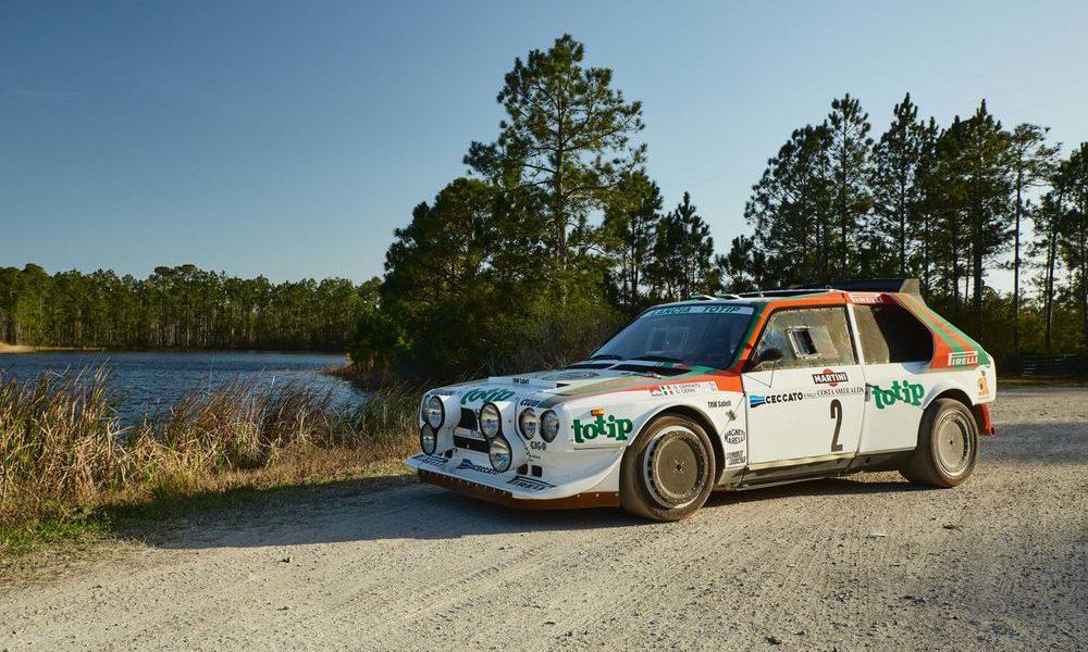 Lancia Delta S4 - Petrolicious