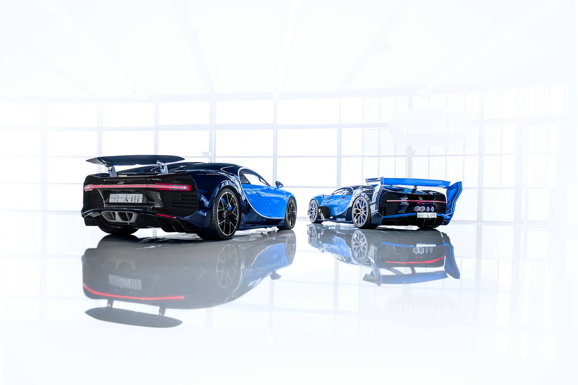 Bugatti Chiron - Bugatti Vision Gran Turismo Concept - Foto GFWilliams - Autovisie.nl