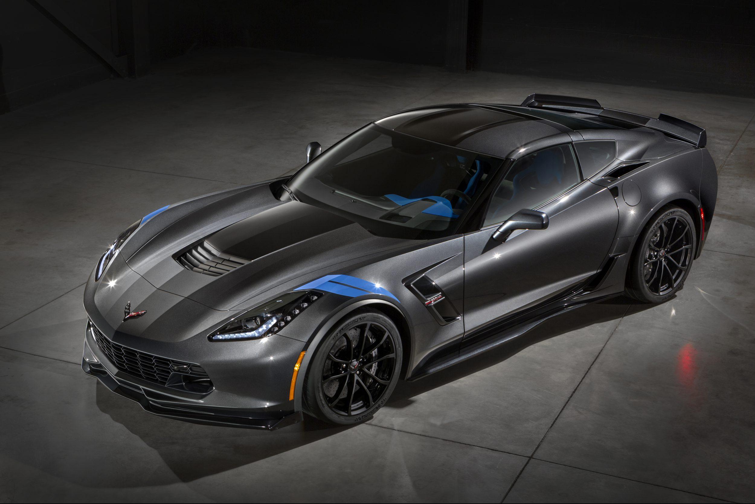 2017 Corvette Grand Sport