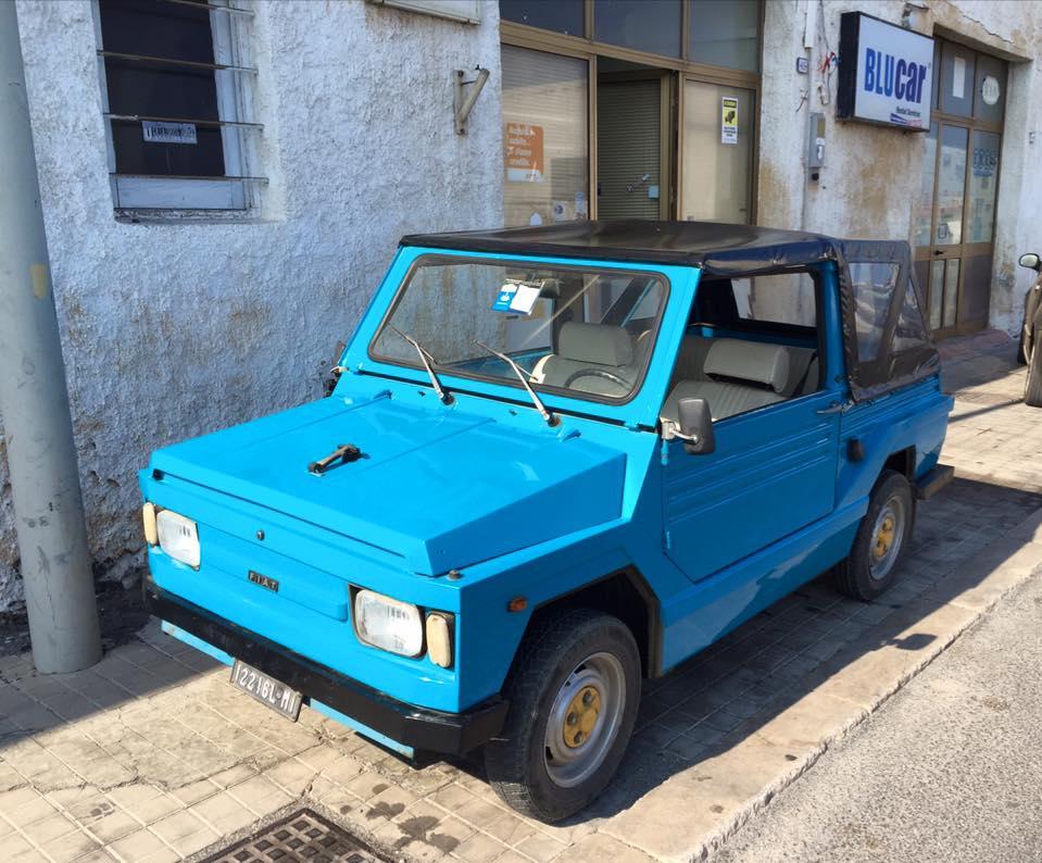 Fiat 126 Moretti - Jaco Bijlsma - Autovisie.nl