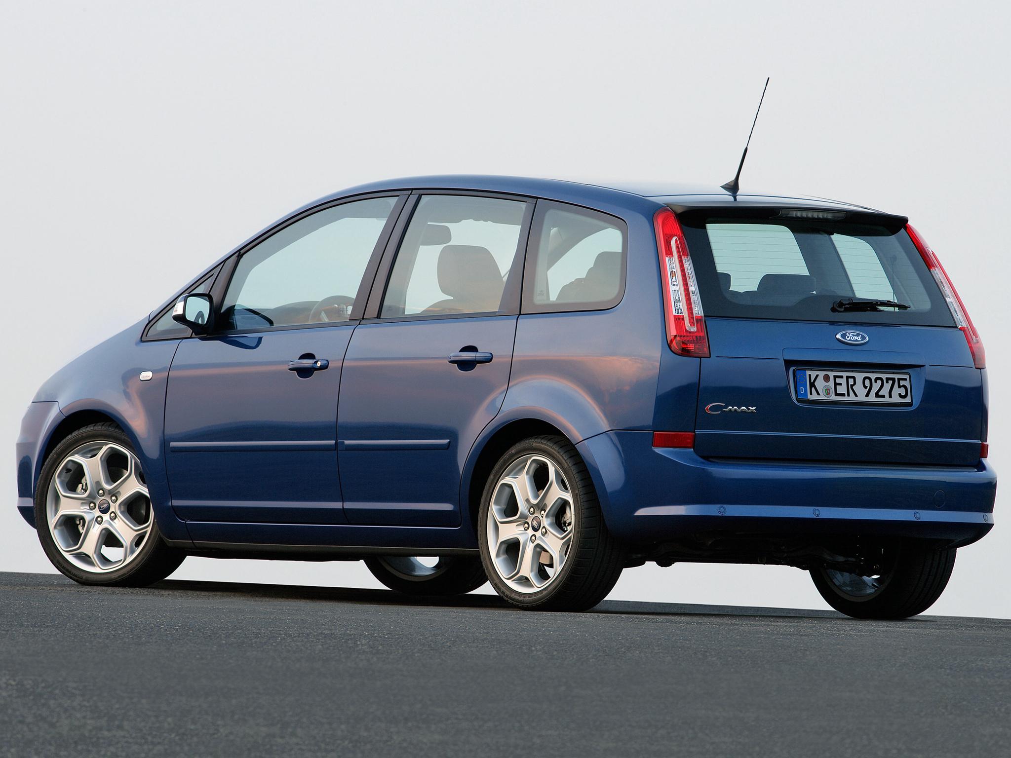 Ford C-Max - Autovisie.nl - 2