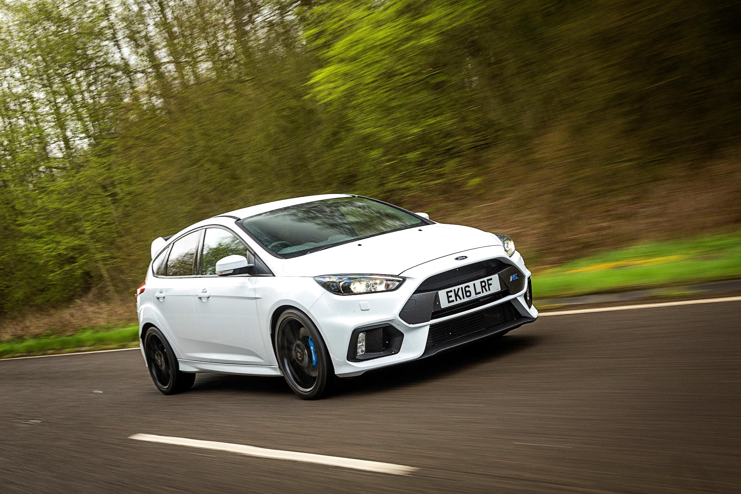 Ford Focus RS Mountune - Autovisie.nl