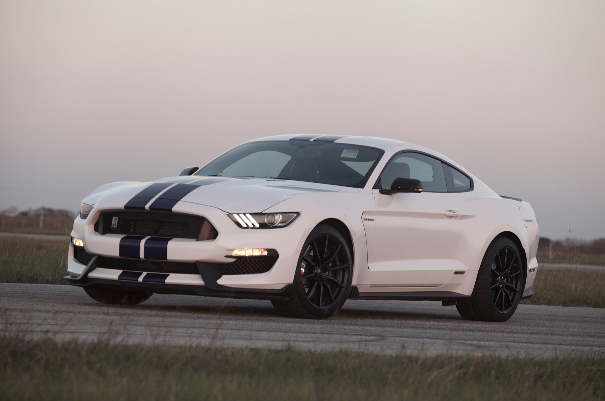 Hennessey Performance Shelby Mustang GT350 - Autovisie.nl -1