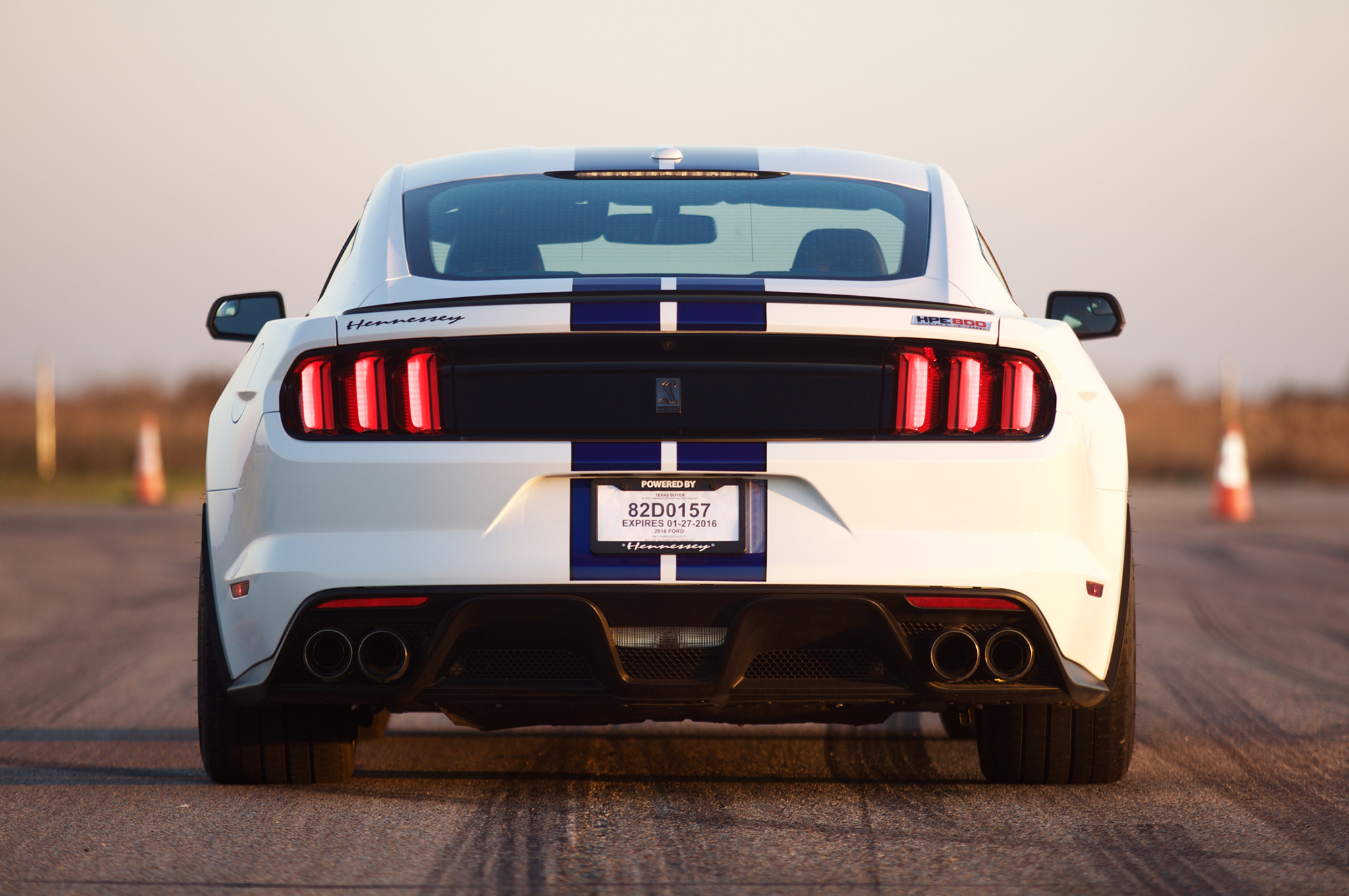 Hennessey Performance Shelby Mustang GT350 - Autovisie.nl -2