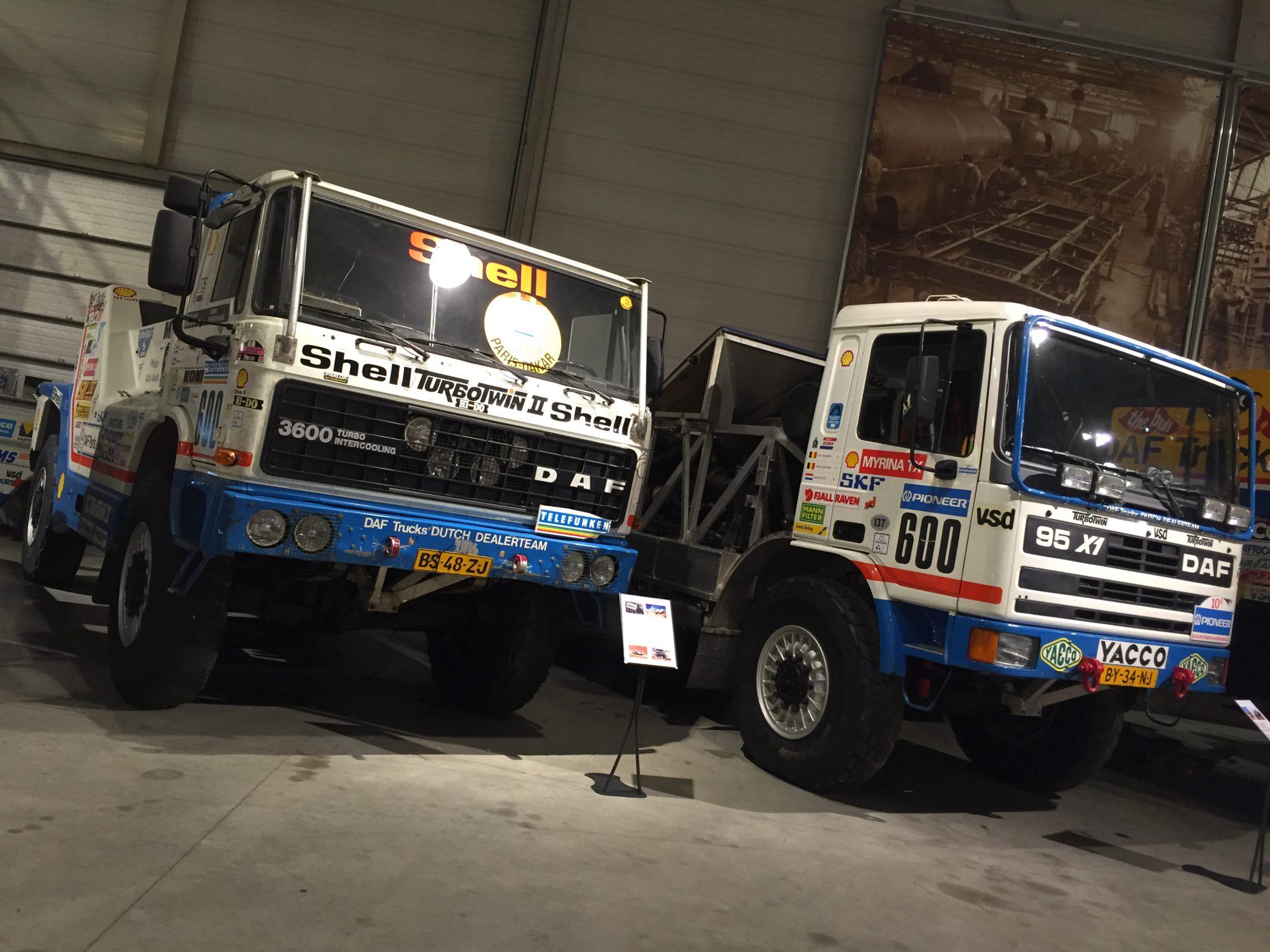 Daf 95 X1 en TurboTwin