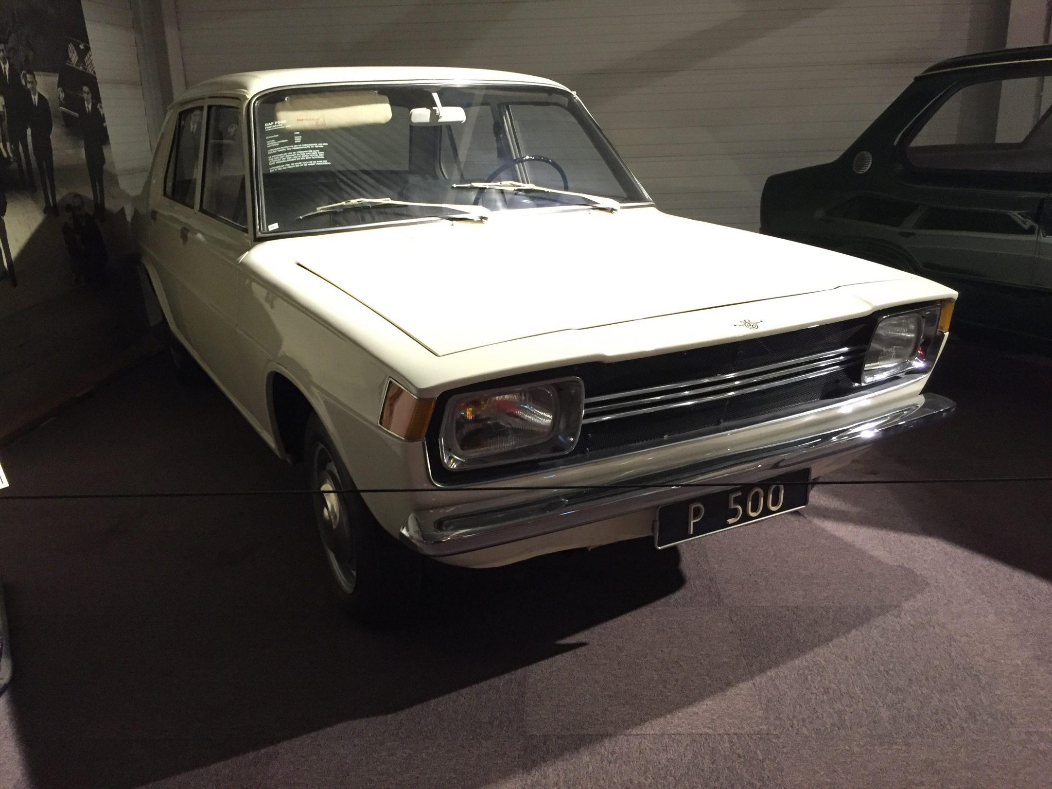 Daf P500 Daf Museum