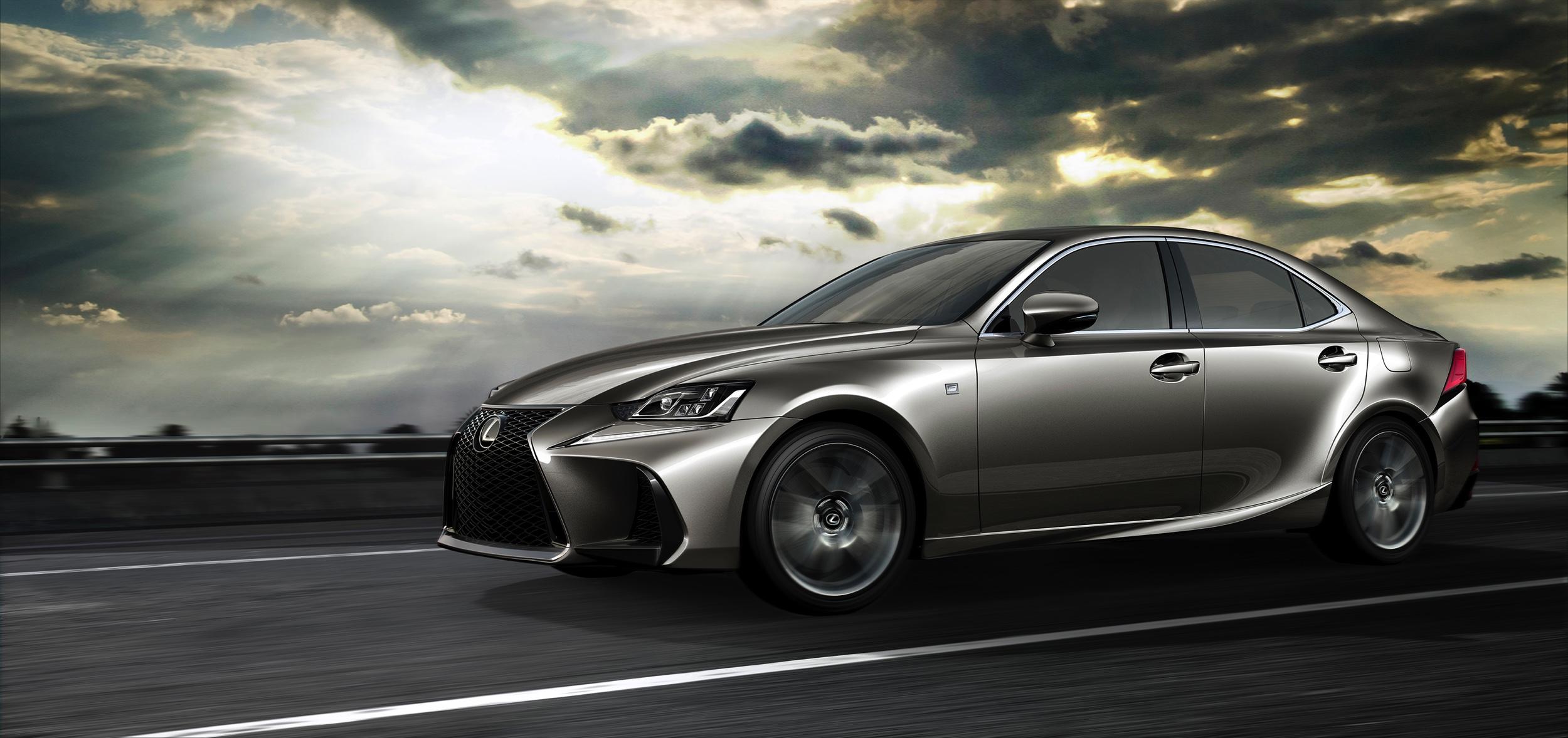 Lexus IS - Autovisie.nl