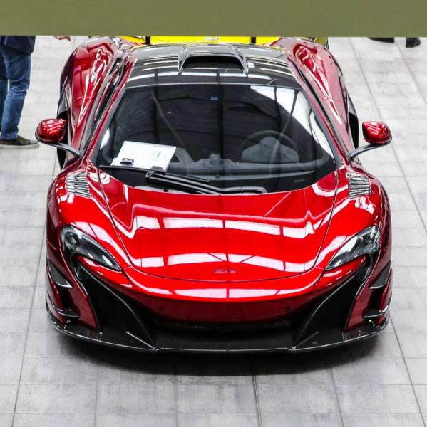 McLaren MSO HS - Autogespot.nl - Autovisie.nl