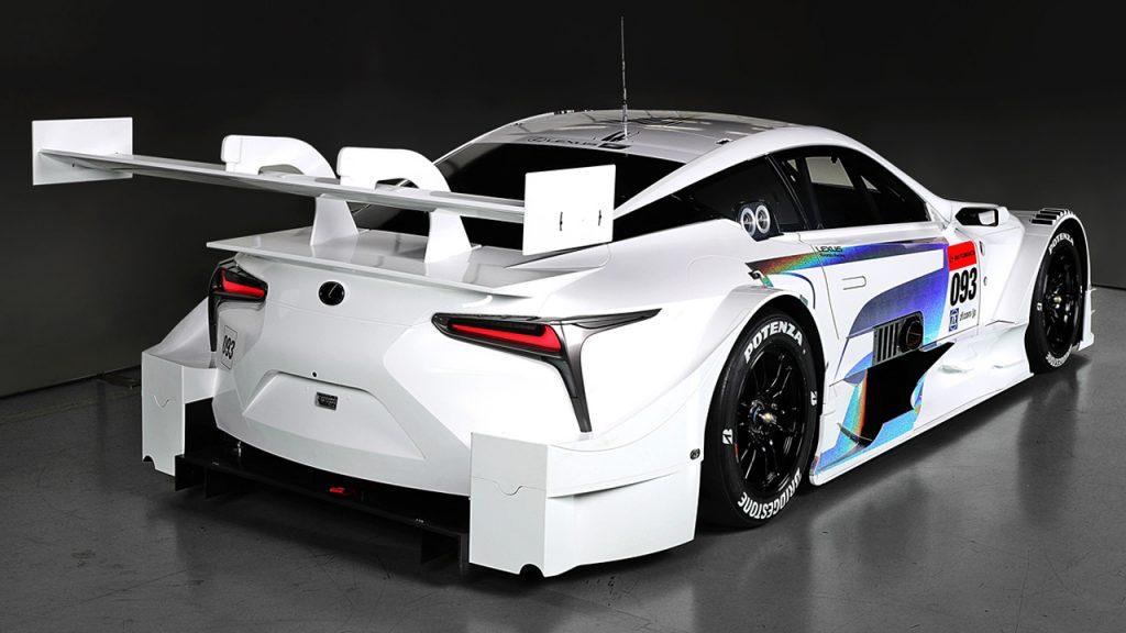 Lexus LC 500 Super GT500