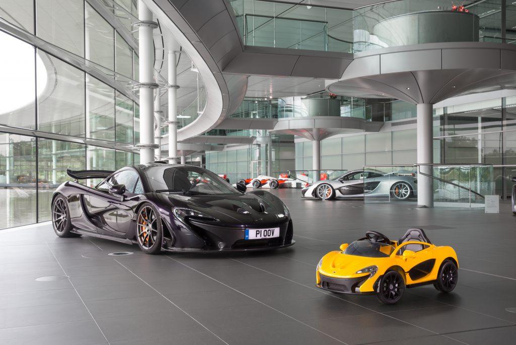 160610 McLaren P1 Toy Car _03