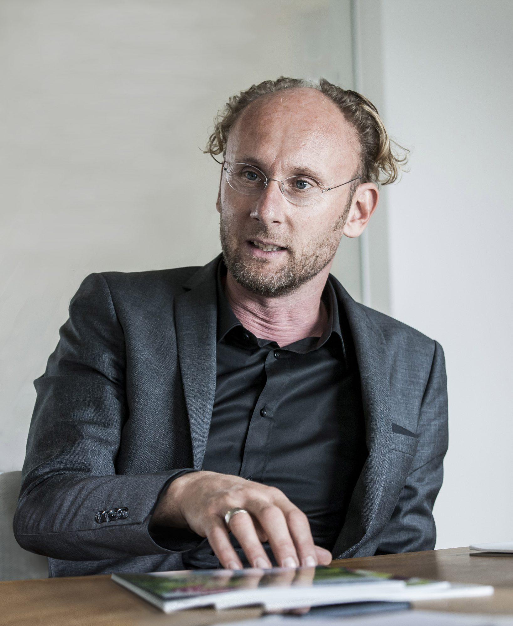 Marc Lichte, designbaas Audi