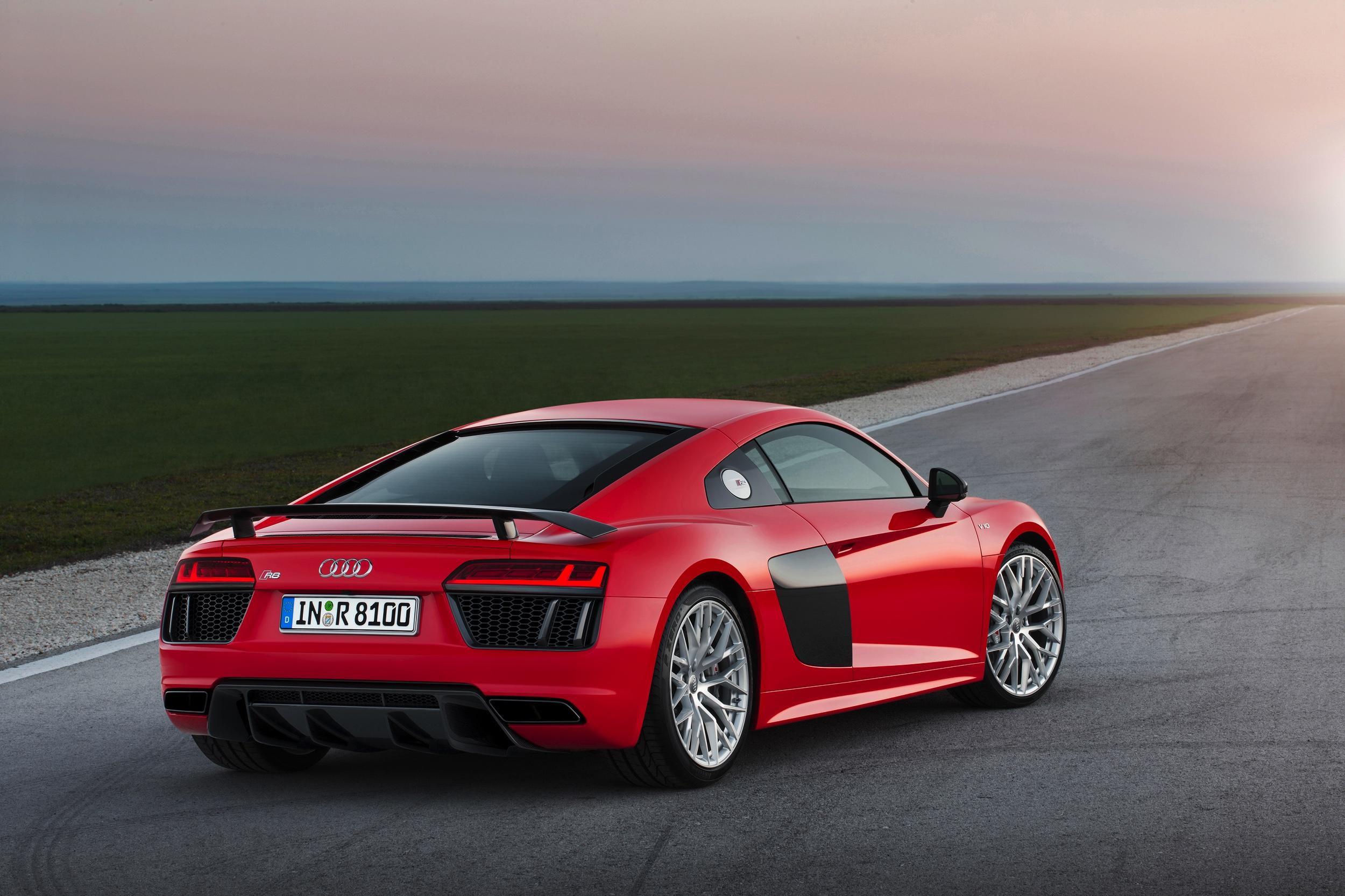 Audi R8 -2- Autovisie.nl