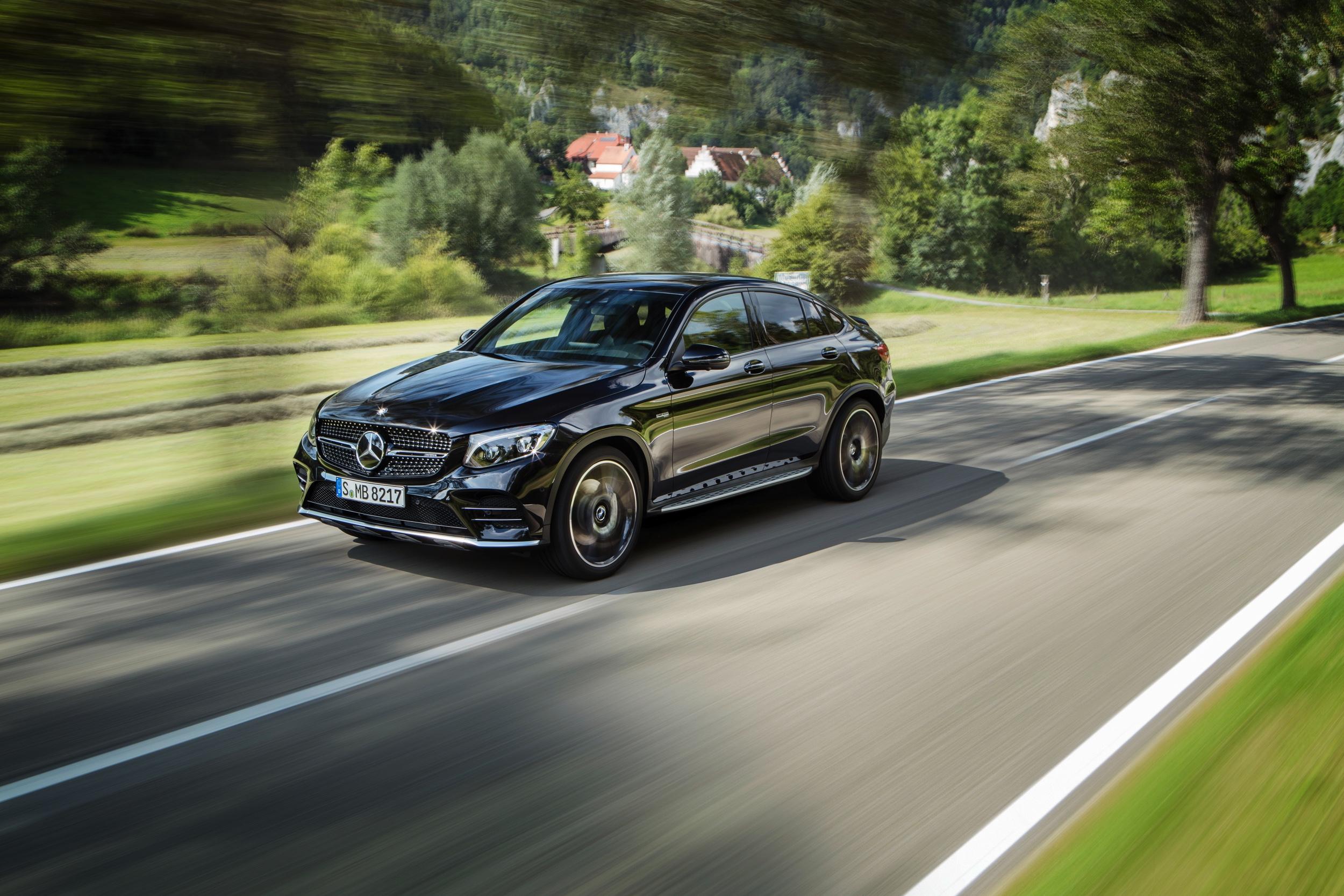 Mercedes-AMG GLC 43 Coupe -7- Autovisie.nl