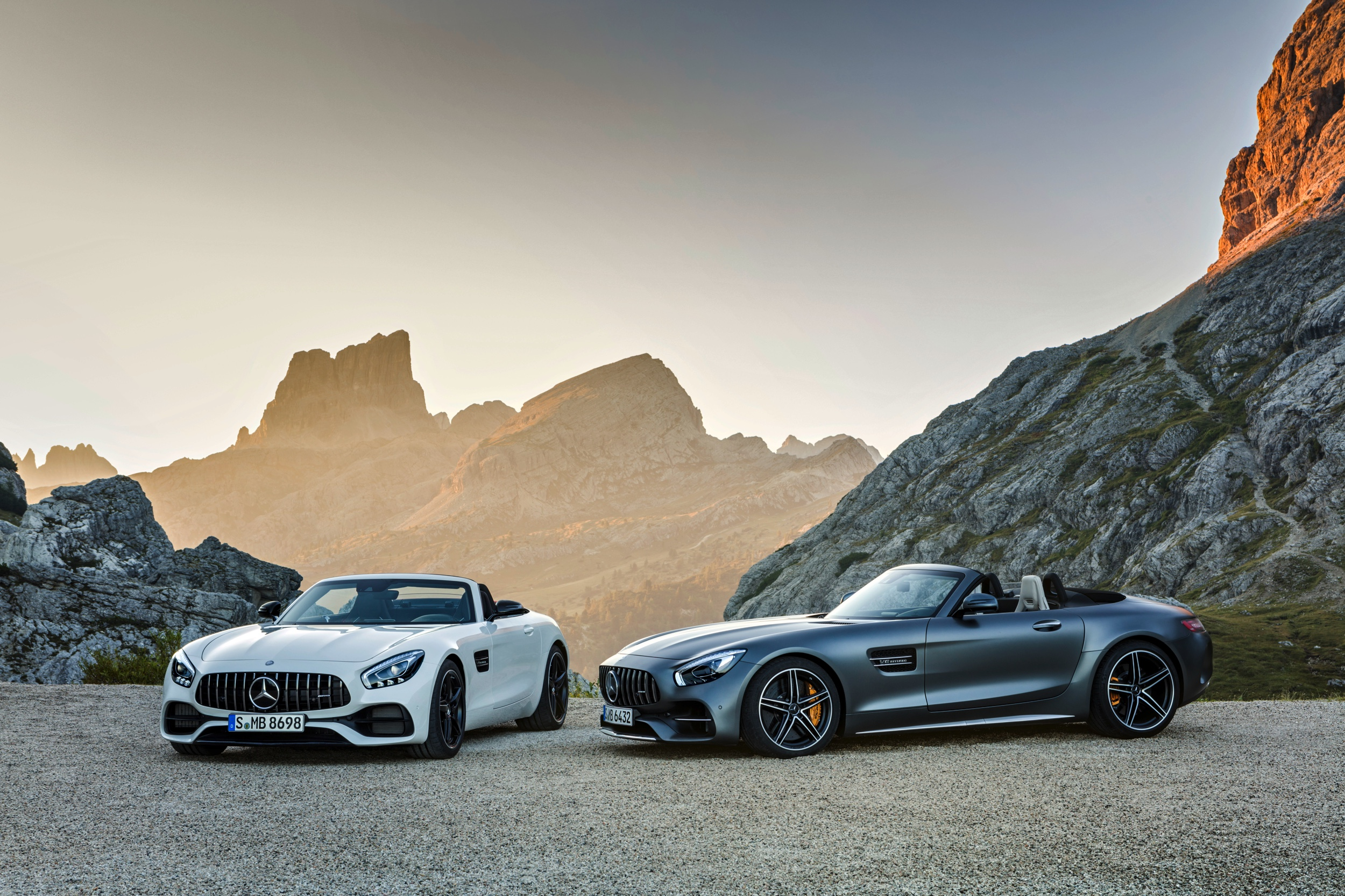 Mercedes-AMG GT Roadster en Mercedes-AMG GT C Roadster - Autovisie.nl - 23