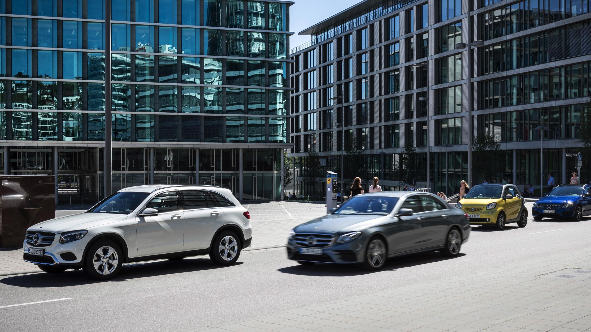 Mercedes-Benz Bosch parkeren -1- Autovisie.nl