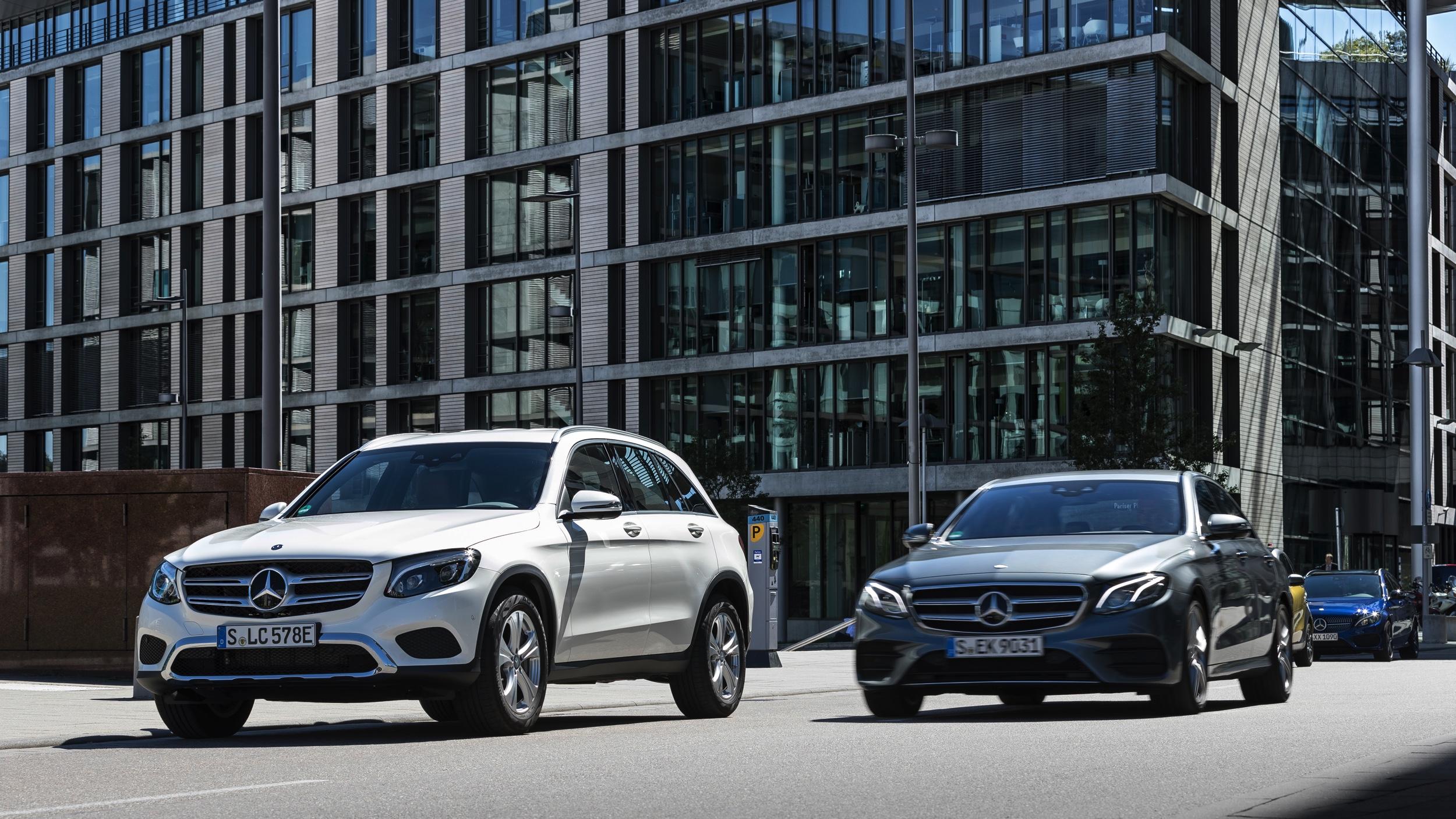 Mercedes-Benz Bosch parkeren -2- Autovisie.nl