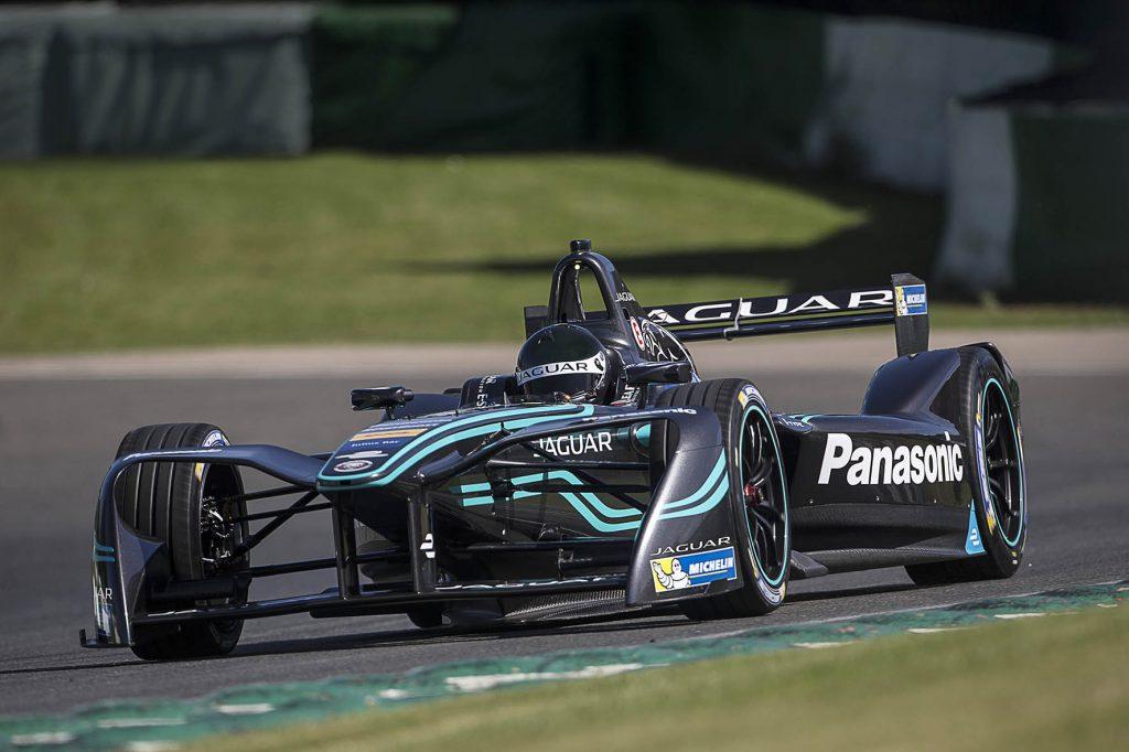 Panasonic Jaguar Racing I-TYPE Front