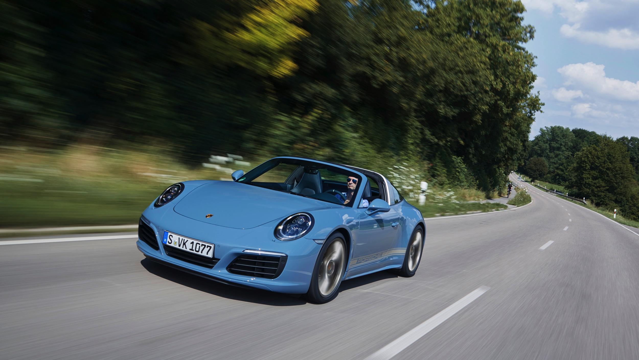 Porsche 911 Targa 4S Exclusive Design Edition -4- Autovisie.nl
