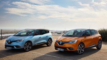 Renault scenic duo t