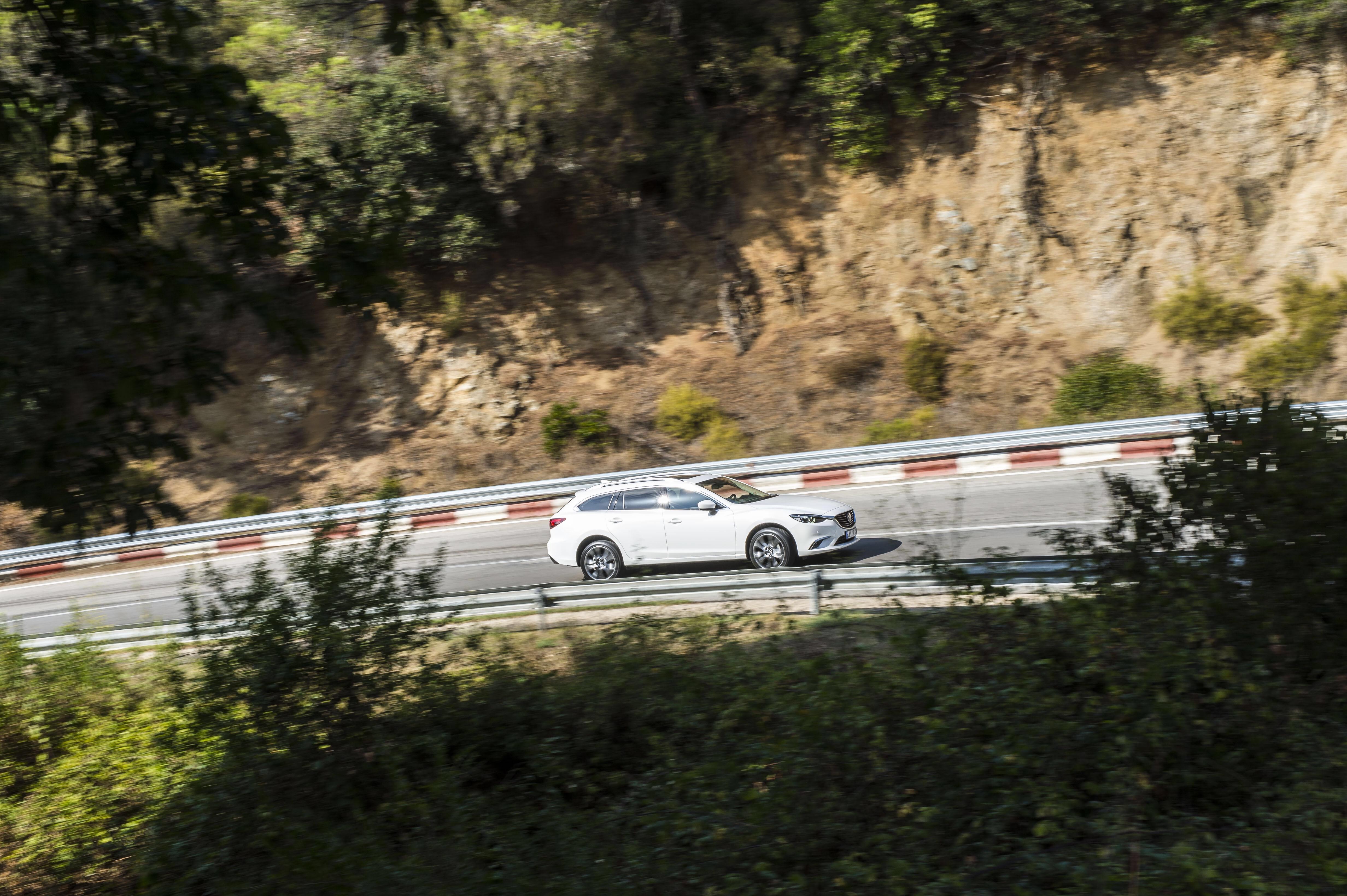 Roadtrip - Mazda 6 - Autovisie.nl
