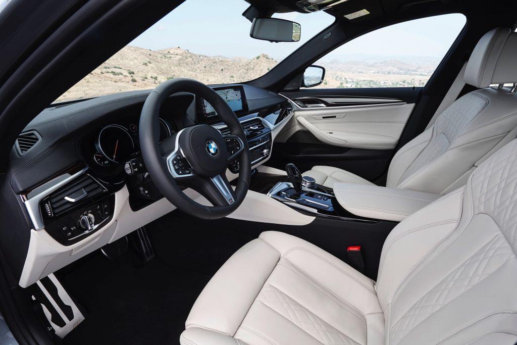 BMW 5 Serie -12- Autovisie.nl